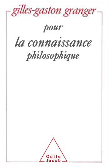 Towards Philosophical Knowledge