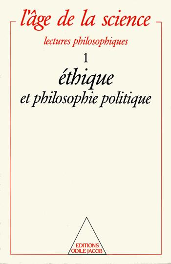 Éthique et philosophie politique