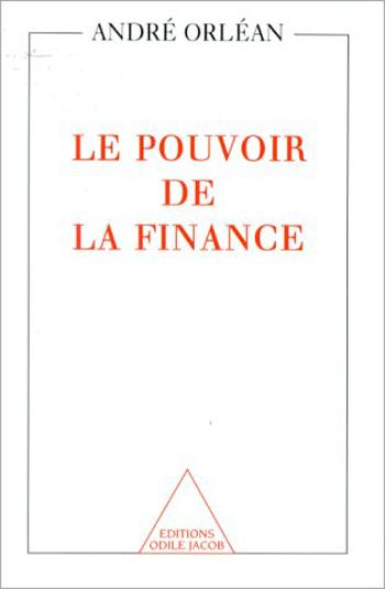 Pouvoir de la finance (Le)