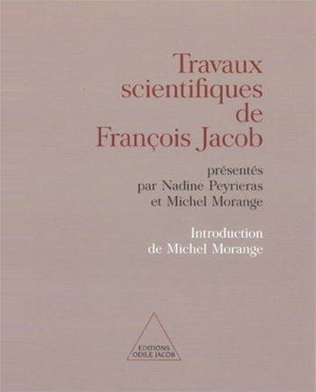Travaux scientifiques de François Jacob