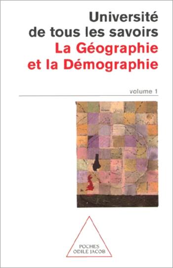 Géographie et la Démographie (La) - N°01