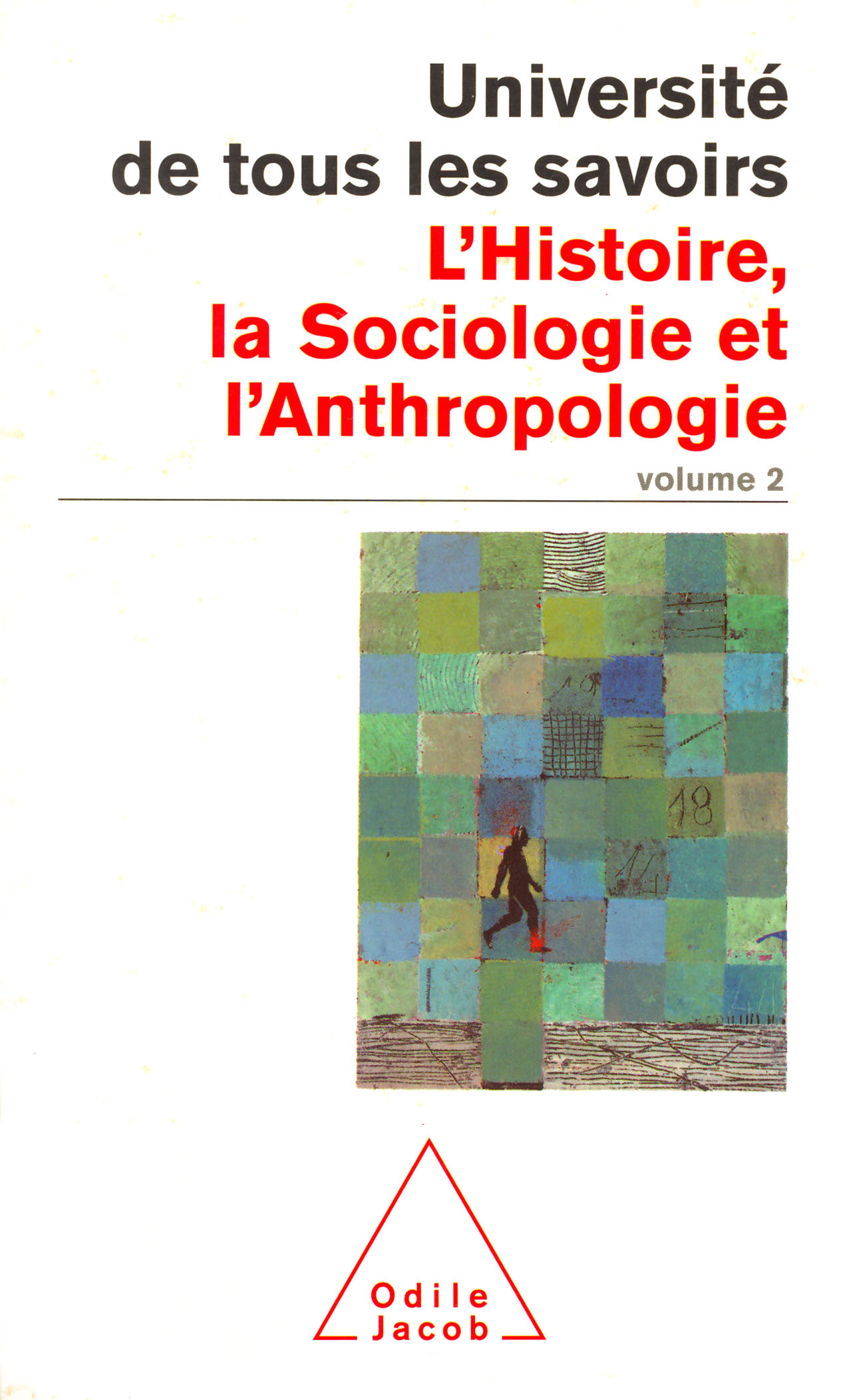 Volume 2: History, Sociology and Anthropology