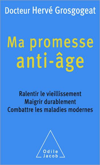 Ma promesse anti-âge