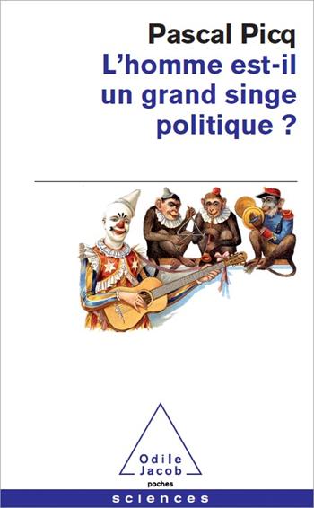 Is Man a Political Ape?
