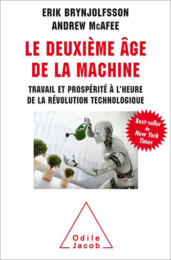 Second Machine Age (The) - Work, Progress, and Prosperity in a Time of Brilliant Technologies