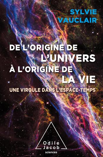 De l'origine de l'Univers à l'origine de la vie - Une virgule dans l'espace-temps