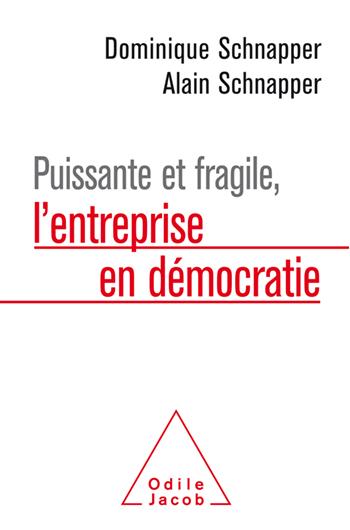 Puissante et fragile, l'entreprise en démocratie